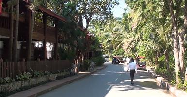 luang prabang unesco - thailande vacance