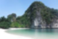 koh sii - organiser voyage thailande