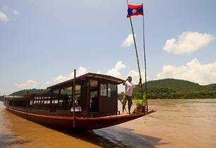 croisiere deux jours luang prabang - thailande vacance