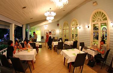 restaurant secret garden bangkok - thailande actualite