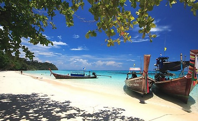 bateau koh lanta - blog voyage thailande