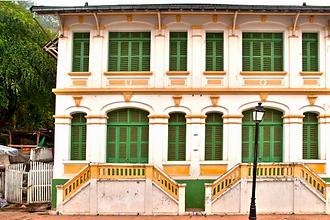 maison coloniale luang prabang - conseils voyage thailande