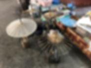 ombrelles de bo sang - guide touristique thailande