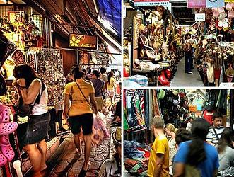 chatuchak - thailande sejours