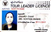 guide francophone thailande