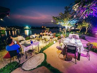 restaurant kanchanaburi - thailande actualite