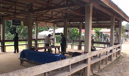 salle du conseil laos - organisateur voyage thailande