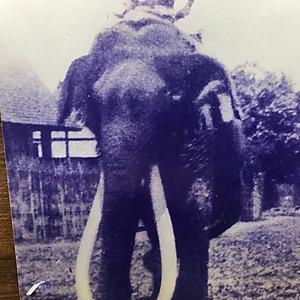 ANCIENNES PHOTOS DE CHIANG MAI