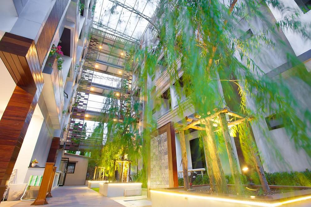 voyage thailande famille-new siam palace ville