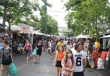 chatuchak bangkok - thailande sejours
