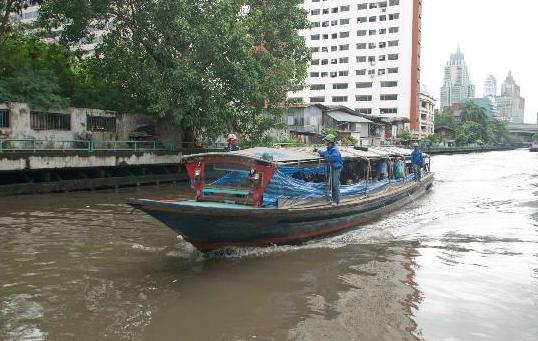 agence de voyage thailande-klongs bangkok