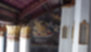 fresque intérieur grand palais bangkok - voyages thailande circuit