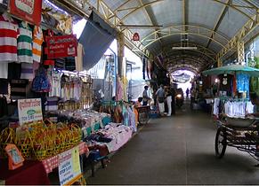 marché tha sadet - organisateur voyage thailande