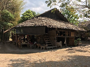 village tribal tong luang - excursions thailande