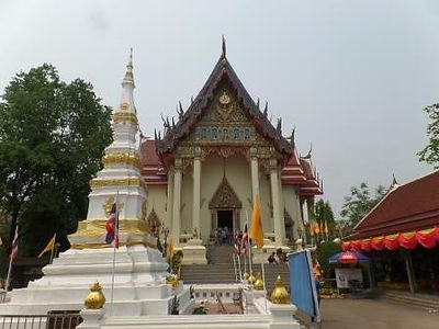 temple nong khai - thailande vacance