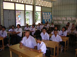 LE SYSTEME EDUCATIF EN THAÏLANDE