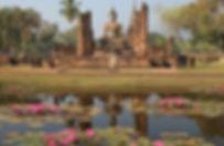 sukhotai thailande - voyages thailande circuit
