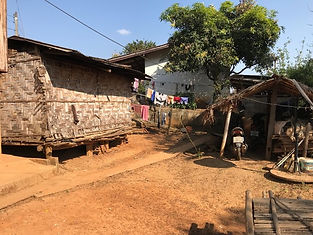 village tribal me salong - voyages thailande circuit
