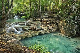 parc d'erawan - thailande vacance