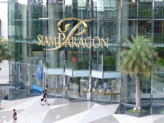 siam paragon bangkok - siam-holidays.com