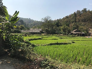 village tribal chiang mai - guide touristique thailande