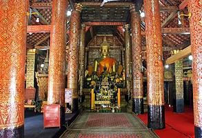 temple laos -  thailande vacance
