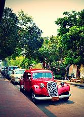 rue de luang prabang - thailande sejours