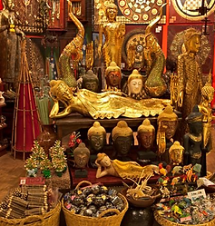 marché de chatuchak - thailande sejours