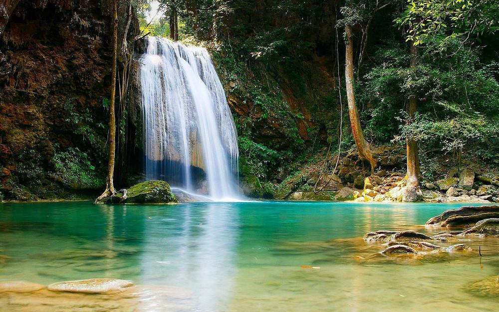 cascades d'erawan