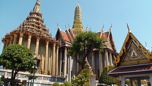 GRAND PALAIS BANGKOK - CONSEILS VOYAGE THAILANDE