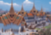 salle du trone grand palais bangkok - voyages thailande circuit