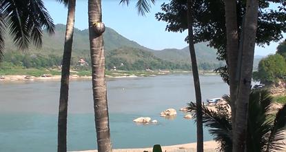 mekong luang prabang - conseils voyage thailande