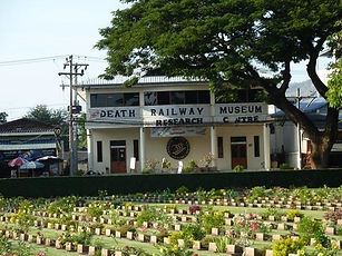 death railway museum - guide touristique thailande