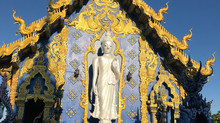 LE TEMPLE BLEU DE CHIANG RAI