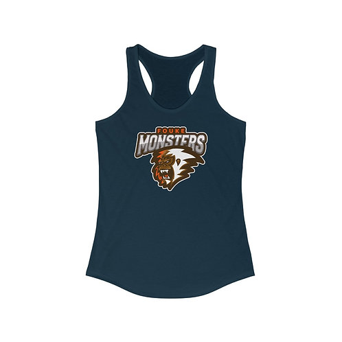 Fouke Monsters Women's Ideal Racerback Tank