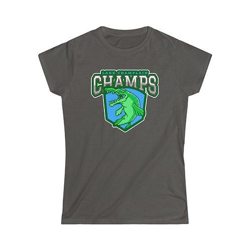Lake Champlain Champs Women's Softstyle Tee