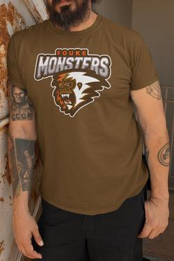 Fouke Monsters Men's brown
