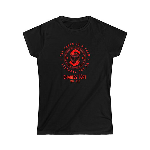 We Are Property Women's Softstyle Tee