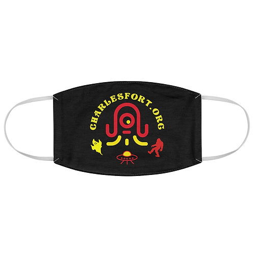 Official CharlesFort.org Fabric Face Mask