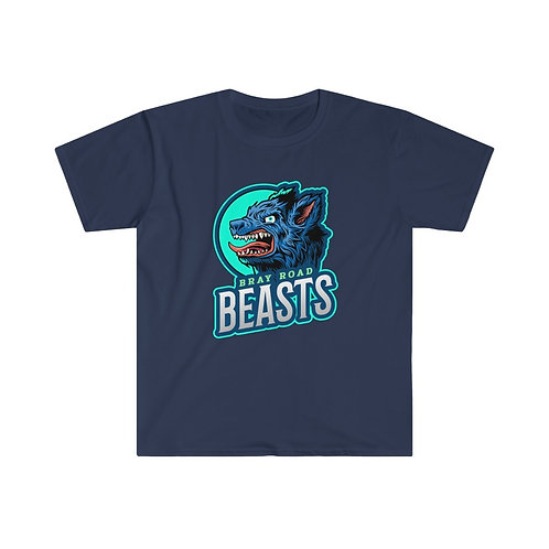 Bray Road Beasts Men's Fitted Tee