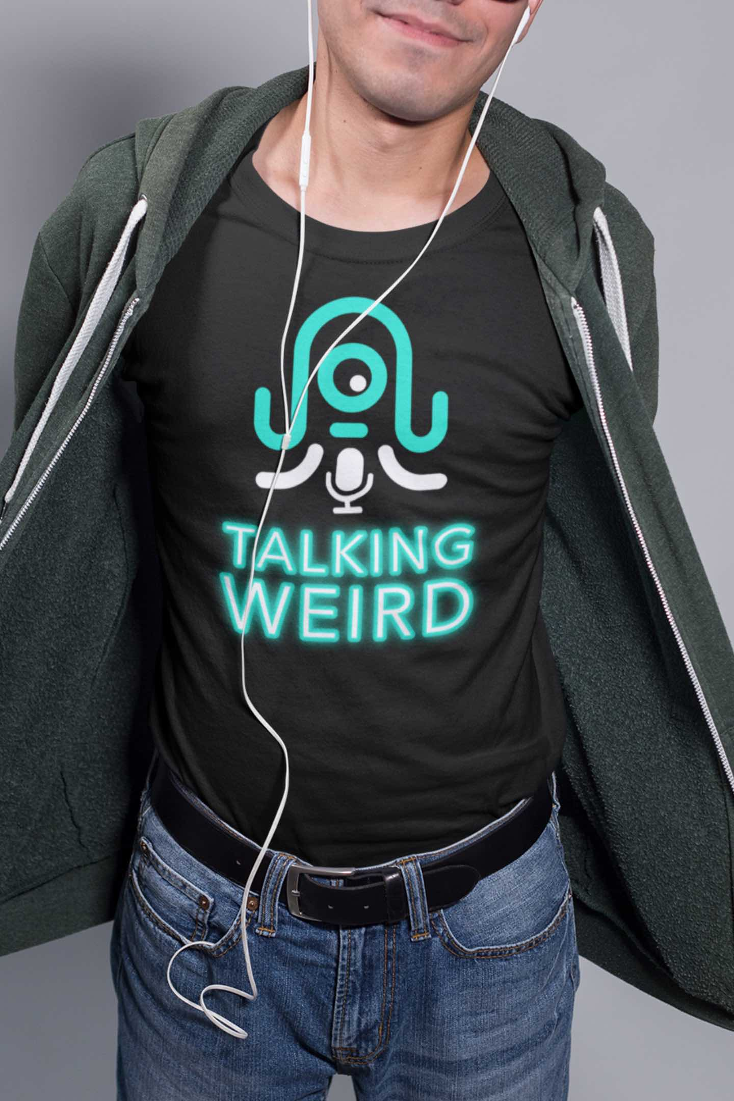 Talking Weird Men's