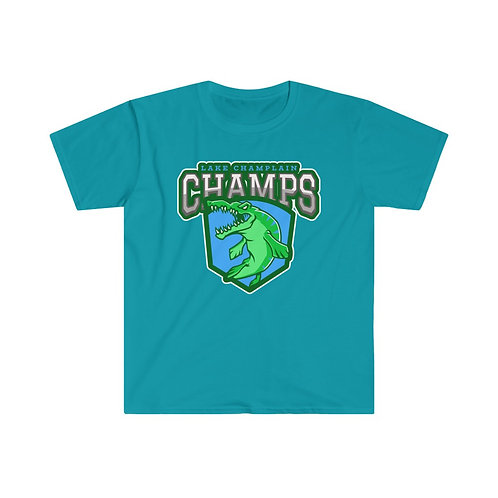 Lake Champlain Champs Men's Fitted Tee