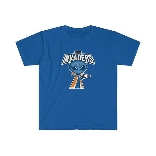 Dulce Invaders Men's Fitted Tee