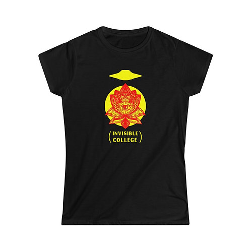 Invisible College Women's Softstyle Tee