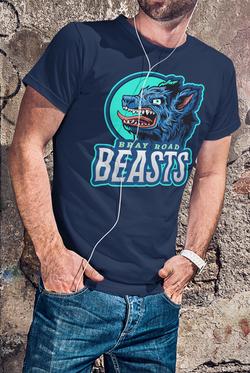 Bray Road Beasts Men's Navy