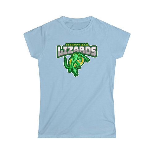 Bishopville Lizards Women's Softstyle Tee