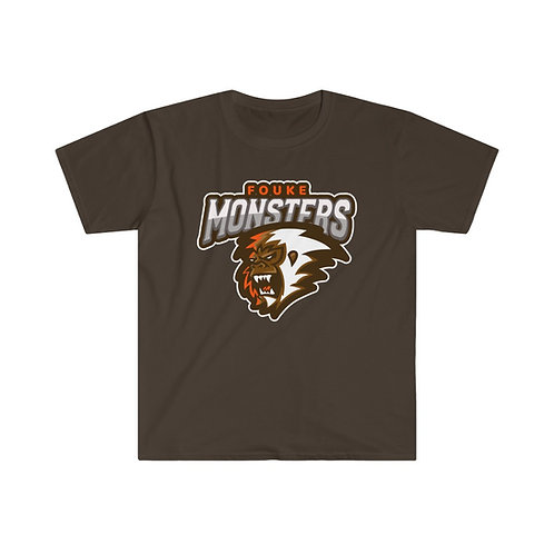 Fouke Monsters Men's Fitted Tee
