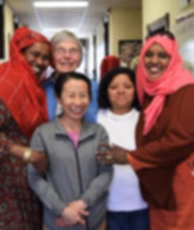 Teachers with ESL students 2016.jpg