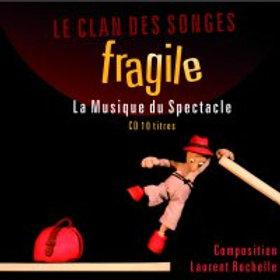"""CD """"Fragile"""""""
