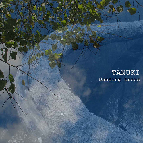 Tanuki, album solo 2017 | Cd digisleeve